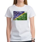 Solomon Islands Flag Women's T-Shirt