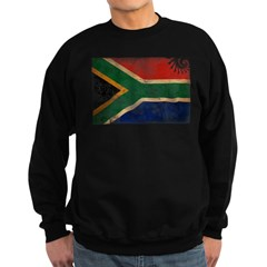 South Africa Flag Sweatshirt