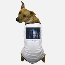 Imagine Peaceful Dawn Dog T-Shirt