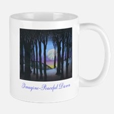 Imagine Peaceful Dawn Mug