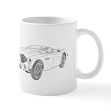 1953 Austin-Healey 100 Mug