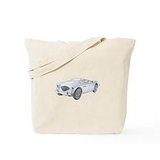 1953 Austin-Healey 100 Tote Bag