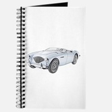 1953 Austin-Healey 100 Journal