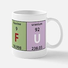 Chemistry SNAFU Mug