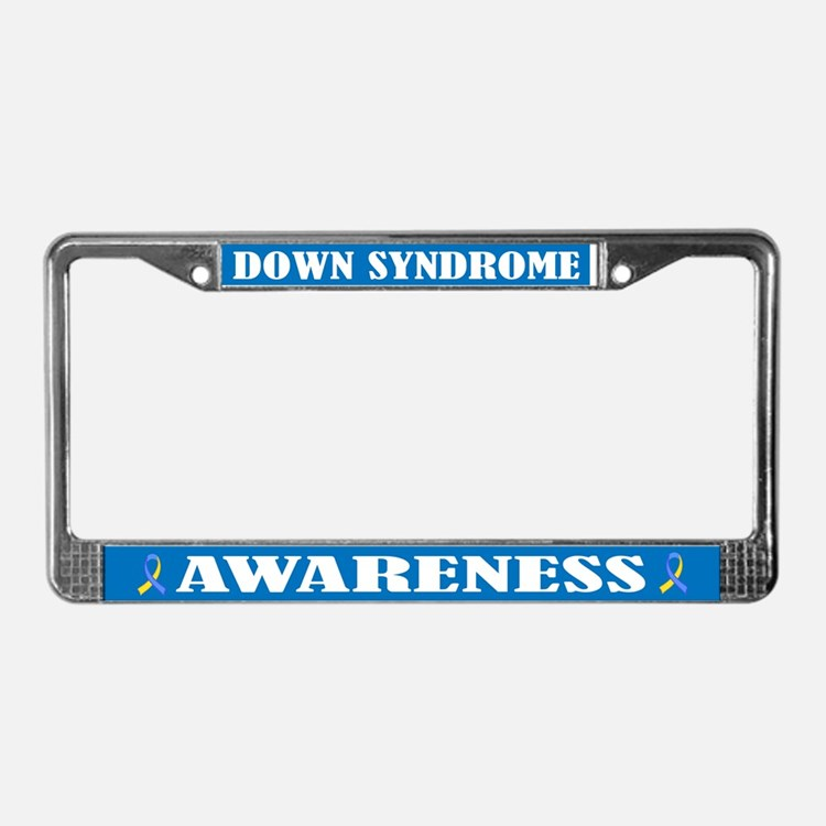 Down Syndrome Car Accessories Auto Stickers License