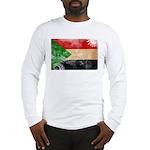 Sudan Flag Long Sleeve T-Shirt