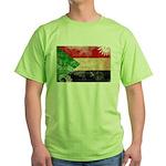 Sudan Flag Green T-Shirt