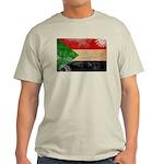 Sudan Flag Light T-Shirt