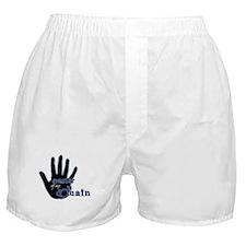 Master of My Domain Boxer Shorts