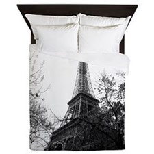Cute Black and white photography Queen Duvet