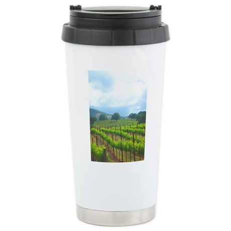 Wine Country Gifts Stainless Steel Travel Mug