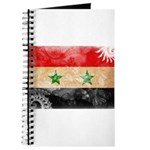Syria Flag Journal