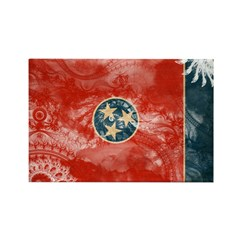 Tennessee Flag Rectangle Magnet (10 pack)