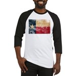 Texas Flag Baseball Jersey