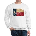 Texas Flag Sweatshirt