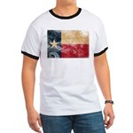 Texas Flag Ringer T