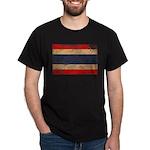 Thailand Flag Dark T-Shirt