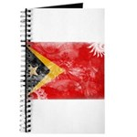 Timor Leste Flag Journal