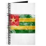 Togo Flag Journal