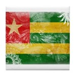 Togo Flag Tile Coaster