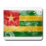 Togo Flag Mousepad
