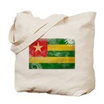 Togo Flag Tote Bag