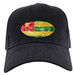 Togo Flag Black Cap
