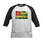 Togo Flag Kids Baseball Jersey