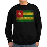 Togo Flag Sweatshirt (dark)