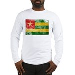 Togo Flag Long Sleeve T-Shirt