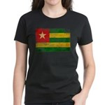Togo Flag Women's Dark T-Shirt