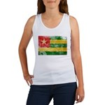 Togo Flag Women's Tank Top
