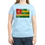 Togo Flag Women's Light T-Shirt