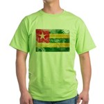 Togo Flag Green T-Shirt