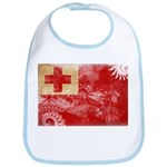 Tonga Flag Bib