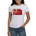 Tonga Flag Women's T-Shirt