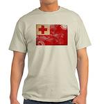 Tonga Flag Light T-Shirt
