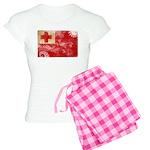 Tonga Flag Women's Light Pajamas