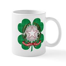 Irish Italian Heritage Mug