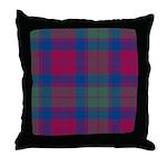 Tartan - Fraser of Altyre Throw Pillow