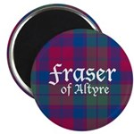 Tartan - Fraser of Altyre Magnet