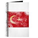 Turkey Flag Journal