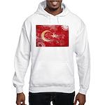 Turkey Flag Hooded Sweatshirt