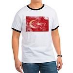 Turkey Flag Ringer T