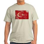 Turkey Flag Light T-Shirt