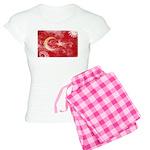 Turkey Flag Women's Light Pajamas