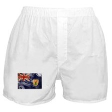 Turks and Caicos Flag Boxer Shorts