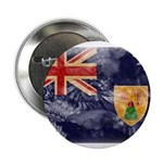 Turks and Caicos Flag 2.25