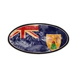 Turks and Caicos Flag Patches
