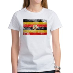 Uganda Flag Tee